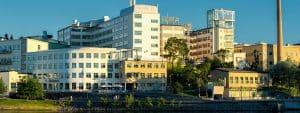 Golvslipning Hammarby Sjöstad